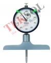 Đồng hồ đo sâu Mitutoyo 7214 0-210mm x 0.01/Đế 101.6mm