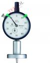 Thước đo sâu đồng hồ Mitutoyo 7224 0-10mmx0.01 đế tròn