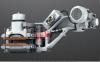 Hệ thống phanh thủy lực KTR L-A-xxx-F Lever