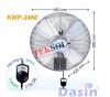 Quạt Treo Tường Công Nghiệp Dasin KWP-2460