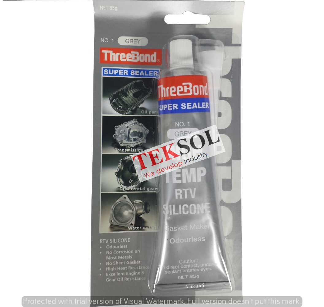 Gioăng Threebond Super Sealer No.1 Liquid Gasket (Grey)